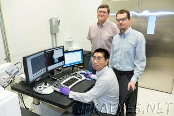 Nano-spike catalysts convert carbon dioxide directly into ethanol