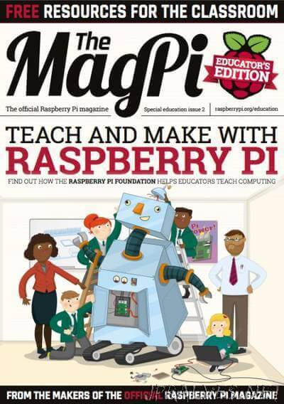 The MagPI Special education issue 2