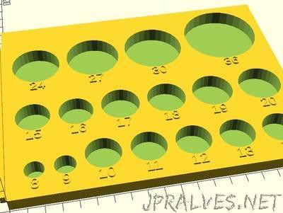 Customisable Socket Tool Tray