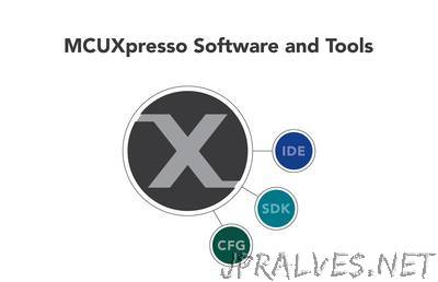 NXP Announces MCUXpresso Software and Tools, Unifies Development Support for its Microcontroller Powerhouse Portfolio