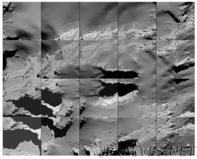 Mission complete: Rosetta's journey ends in daring descent to comet