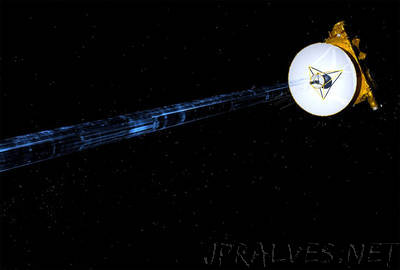 New Horizons Returns Last Bits of 2015 Flyby Data to Earth