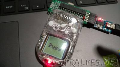 Backup e gravação de Memory Card PS1 (Arduino & Python)
