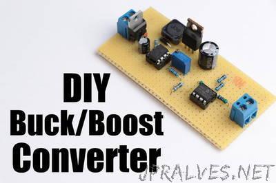 DIY Buck/Boost Converter (Flyback)