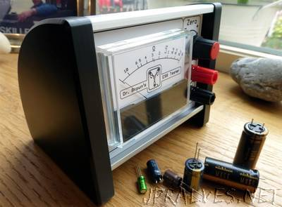 Dr Brown's Capacitor ESR Tester