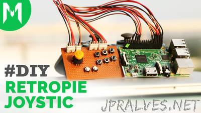 Make Joystic for Retropie