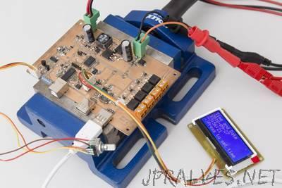 MPPT solar charger tester
