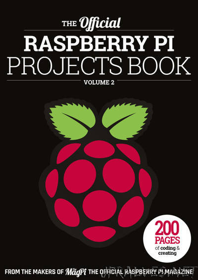 Raspberry PI Projects Book 2