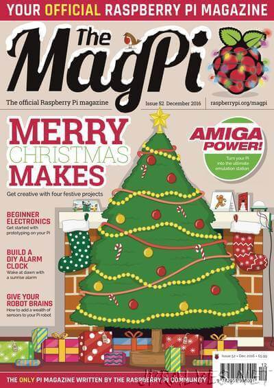 The MagPi 52
