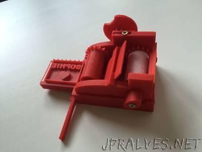 Toy Printing Press