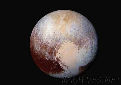 A Hidden Ocean Beneath Pluto's Icy Heart