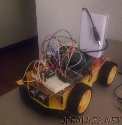 Obstacle Avoidance Robot Using TI Launchpad MSP432