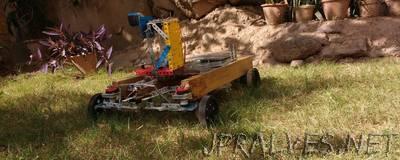 DIY Sentinel ROV