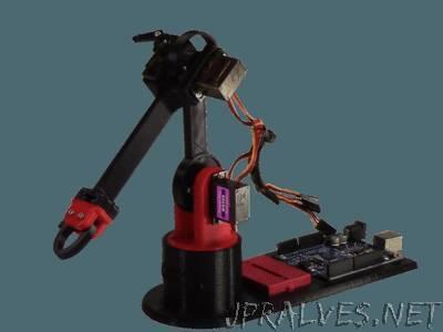 LittleArm: Arduino Robot Arm
