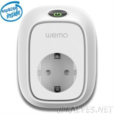 Emulate a WeMo device with ESP8266