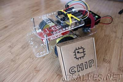 Make a CHIP Robot