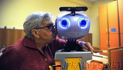 IBM Research and Rice University Explore Watson-Powered Robot Aimed at Aiding Elderly and Caregivers