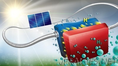 An effective and low-cost solution for storing solar energy