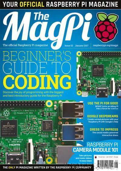 The MagPi 53