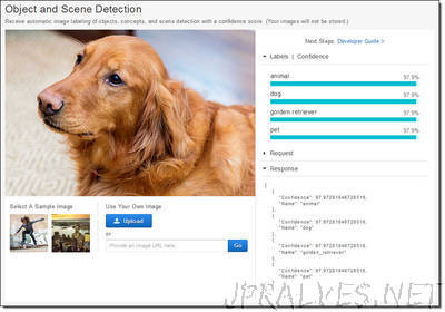 Amazon Rekognition – Image Detection and Recognition Powered by Deep Learning