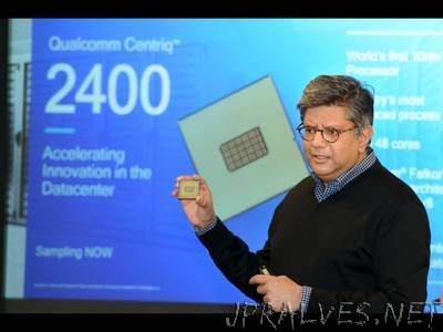 Qualcomm Begins Commercial Sampling of World's First 10nm Server Processor and Reshapes the Future of Datacenter Computing