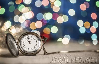 A Leap Second Will Be Added December 31, 2016