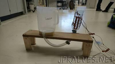 Magnetic Depth Meter