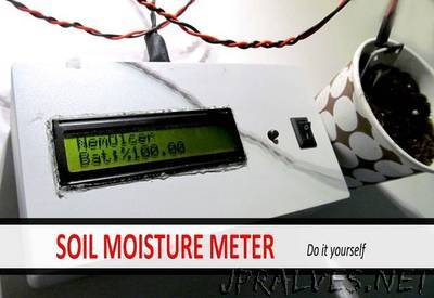 Make a Soil Moisture Meter With the Help of Arduino