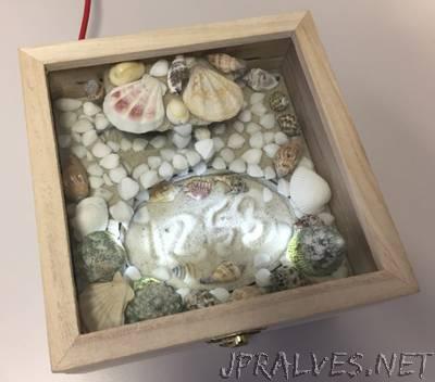Making-Of Sea Shell Sand Clock