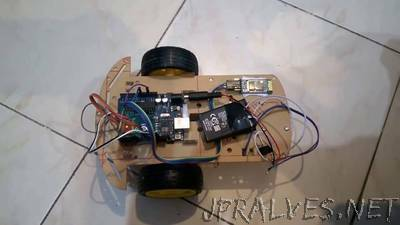 Smartphone Controlled Car with Proportional Speed Control