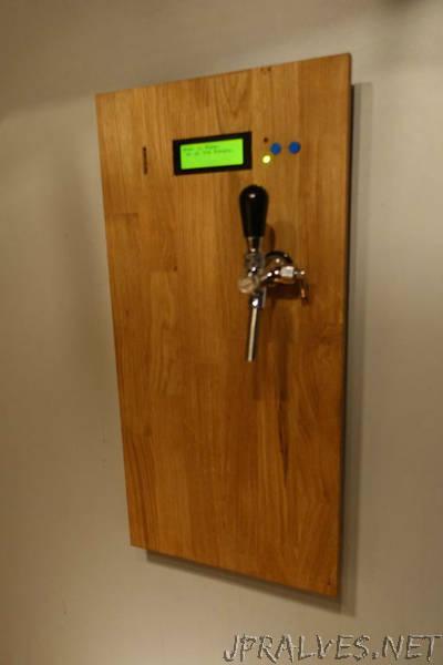 Arduino controlled Beermachine/ dispenser