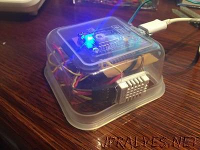 Homebridge MCUIOT / An ESP8266 based sensor platform