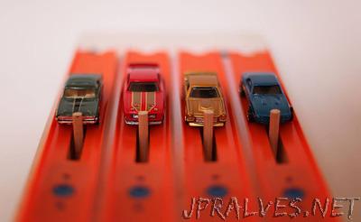 Arduino Hot Wheels Drag Strip Race Track