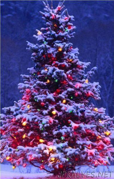 Arduino Micro Low Power Christmas Lights