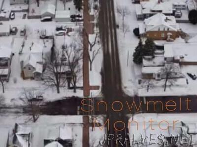 Snowmelt System Monitor