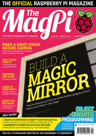 The MagPI 54