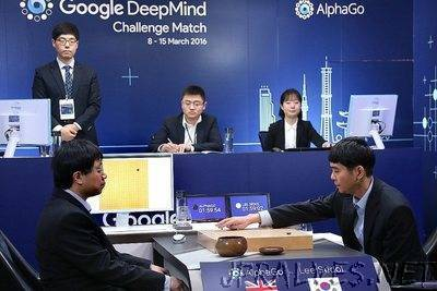 DeepMind's AlphaGo is secretly beating human players online