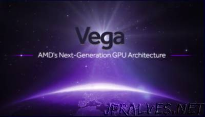 Vega: AMD's New Graphics Architecture for Virtually Unlimited Workloads