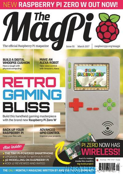 The MagPI 55
