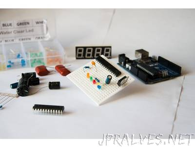 Customizable breadboard