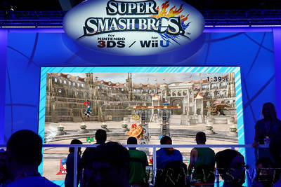 AI beats professional players at Super Smash Bros. video game