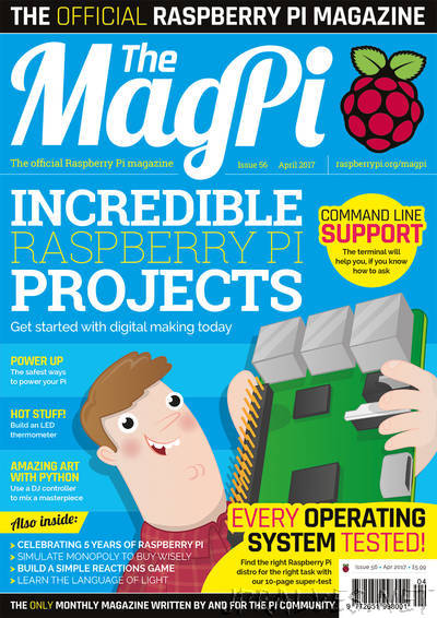 The MagPI 56
