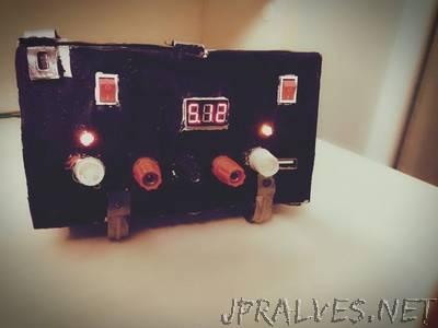 Advanced Adjustable Dual Mode DC Voltage Regulator