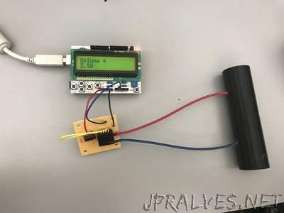 Make Your Own Spirometer