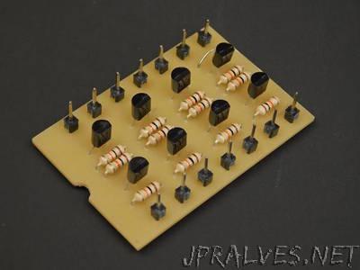 Retro Electronics: DIY Resistor-Transistor Logic Gates