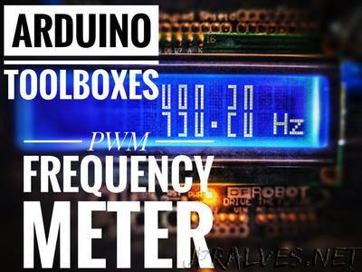 Arduino Toolboxes : PWM Frequency Meter