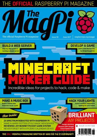 The MagPI 58