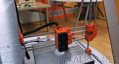 New Russian-Made Polymer Technology Paves Way to 3D-Printed Robots