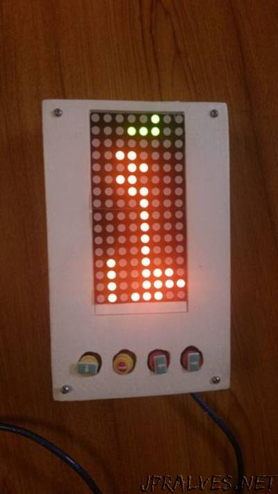 Tetris Uno