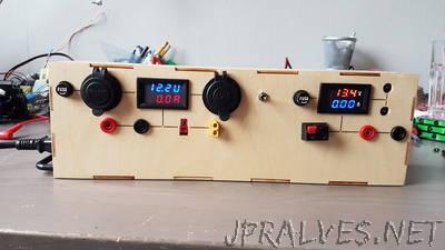 (adjustable)Power Supply 650watt 54amps for Under $50